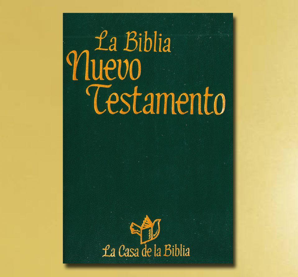 Matrimonio Biblia Nuevo Testamento : Nuevo testamento biblia libros silos la tienda de